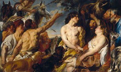 Meleagro y la caza del Jabalí de Calidón