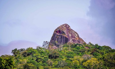 La historia de la piedra de Juluapan