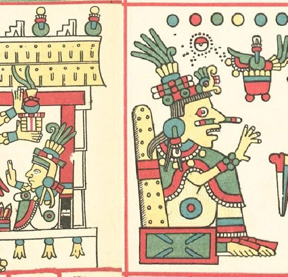 El mito del dios del maíz