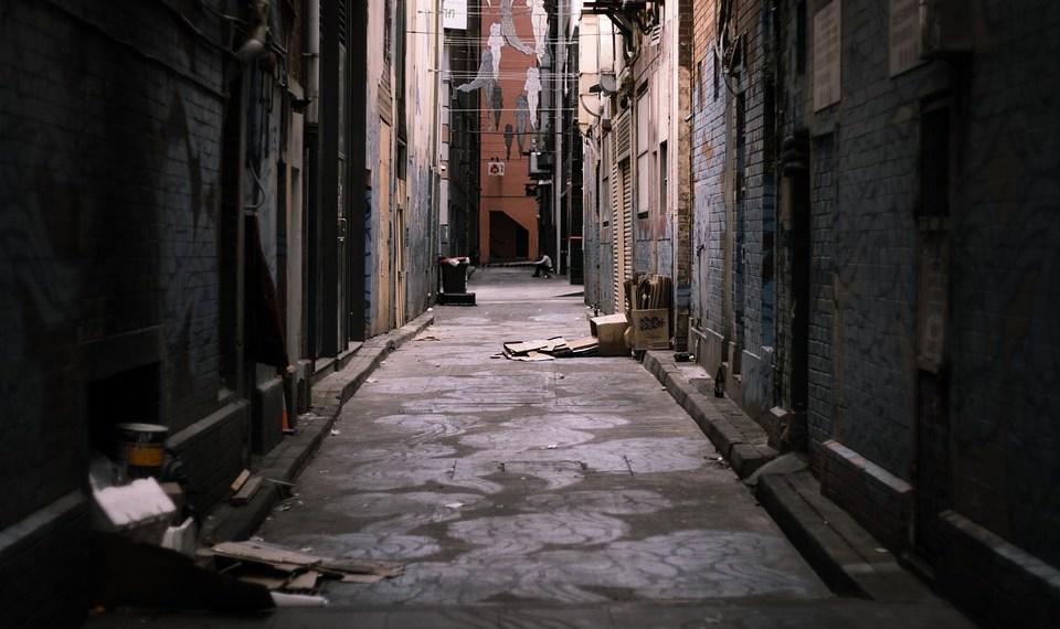 La calle Olmedo
