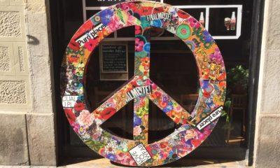 Símbolo de paz y amor