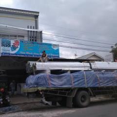 Baja Ringan Kencana Kediri Distributor Hollow Plafon Gt Ht Garuda Pvc