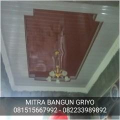 Harga Atap Baja Ringan Ngawi Plafon Pvc   Mitra Bangun Griyo