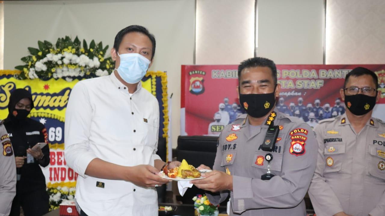 Gambar Polda Banten Gelar Syukuran HUT Ke-69 Humas Polri Secara Sederhana Melalui Webinar 9