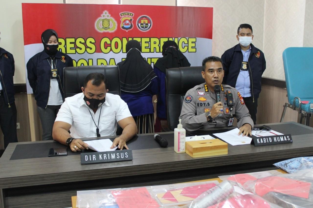 Gambar Polda Banten Berhasil Ungkap Aborsi Ilegal dan Amankan 3 Pelaku 7