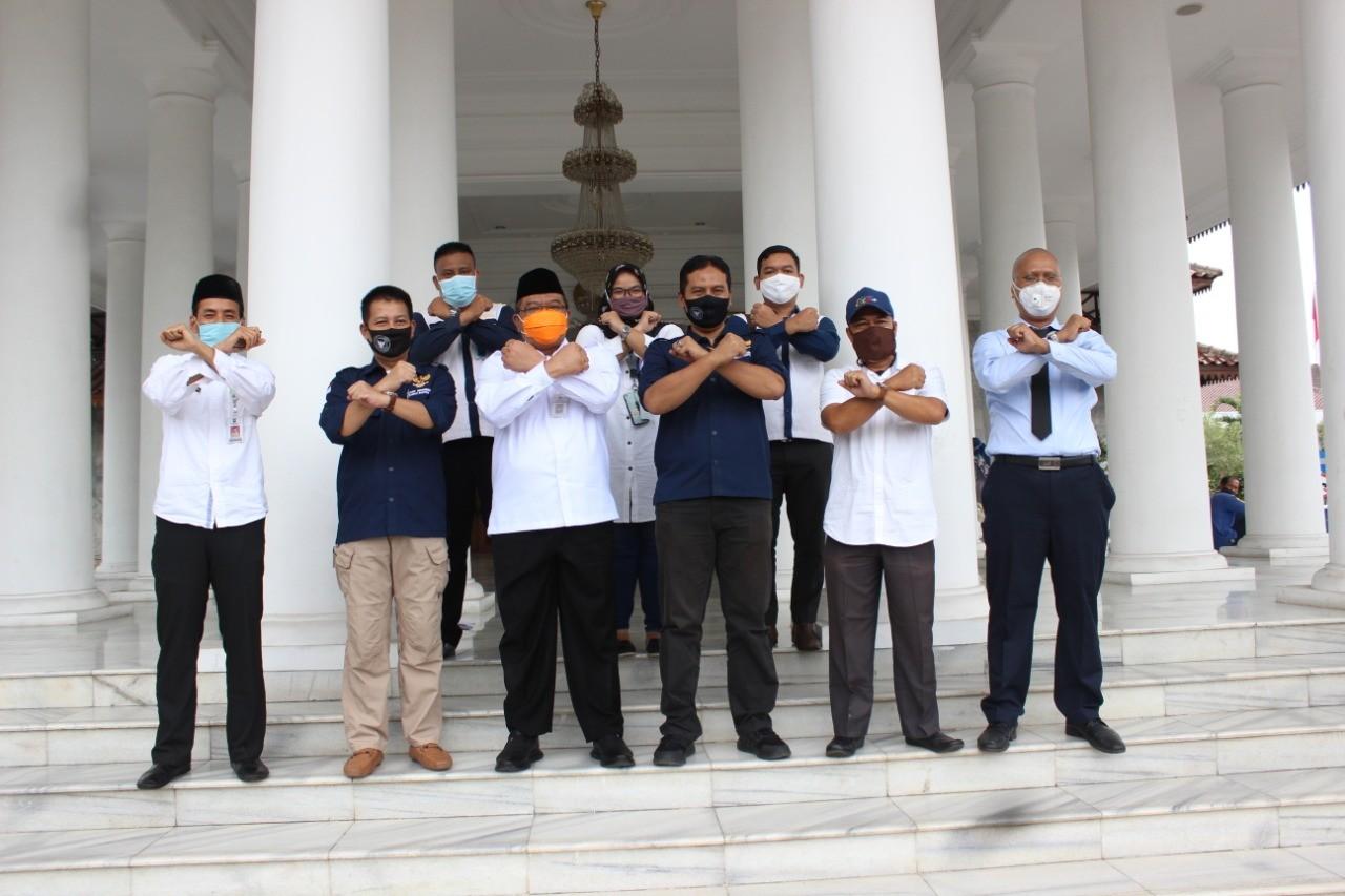 Gambar KI Banten Lakukan Visitasi ke PPID Kabupaten Serang 11