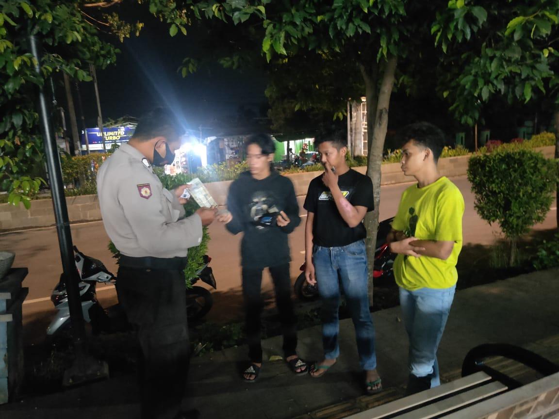 Gambar Antisipasi Balap Liar, Polisi Tingkatkan Patroli Dinihari 3
