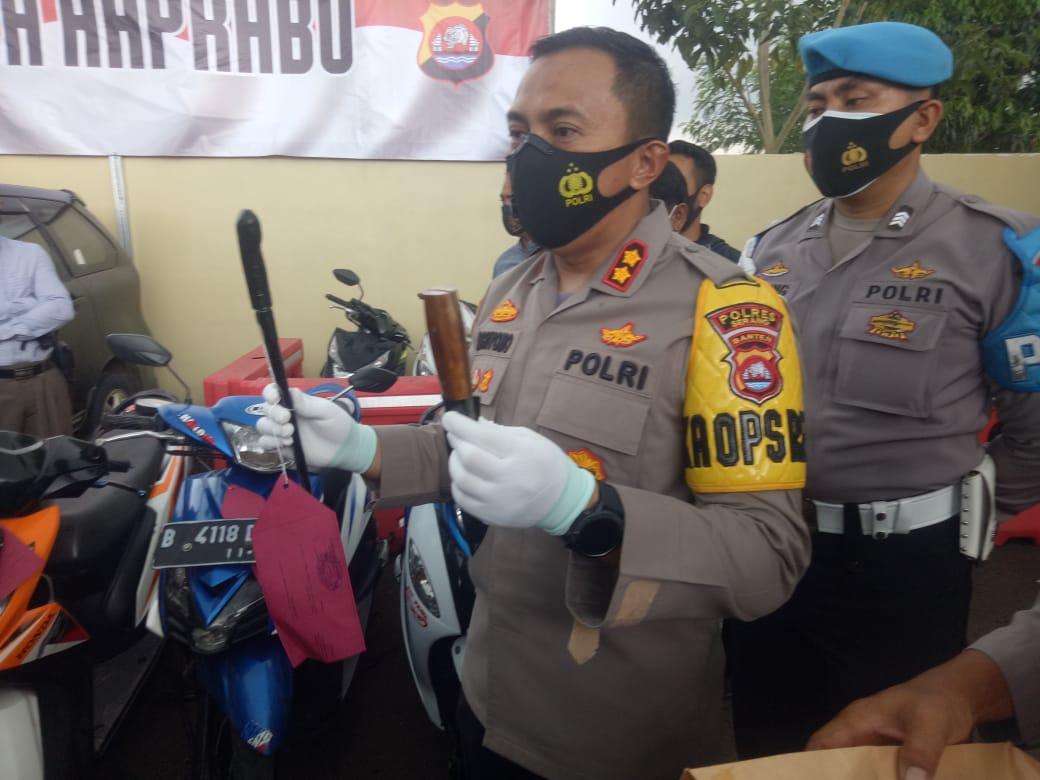 Gambar Polisi Berhasil Ringkus Spesialis Begal Tukang Ojek 15