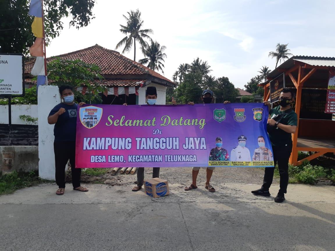 Gambar Pemdes Lemo Gandeng Tiga Pilar Mendirikan Kampung Tangguh Jaya 15