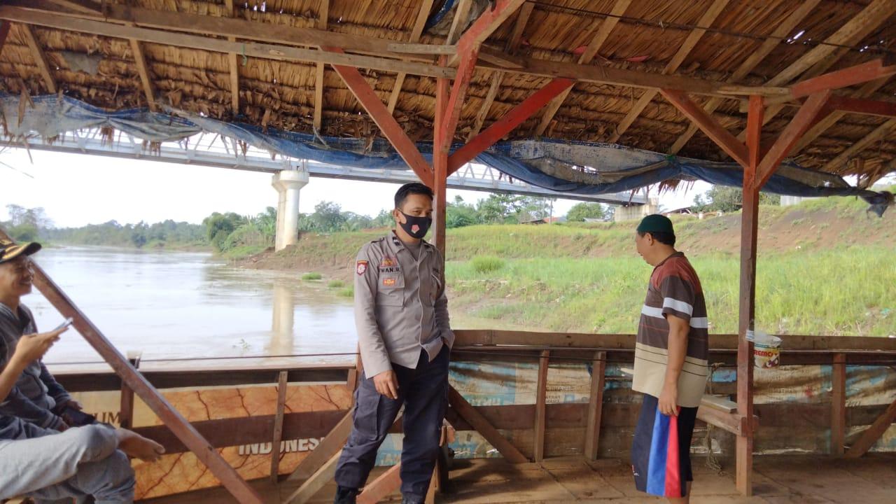 Gambar Hendak Memperbaiki Sling Perahu Eretan, Warga Desa Panosogan Hilang di Sungai Ciujung 17