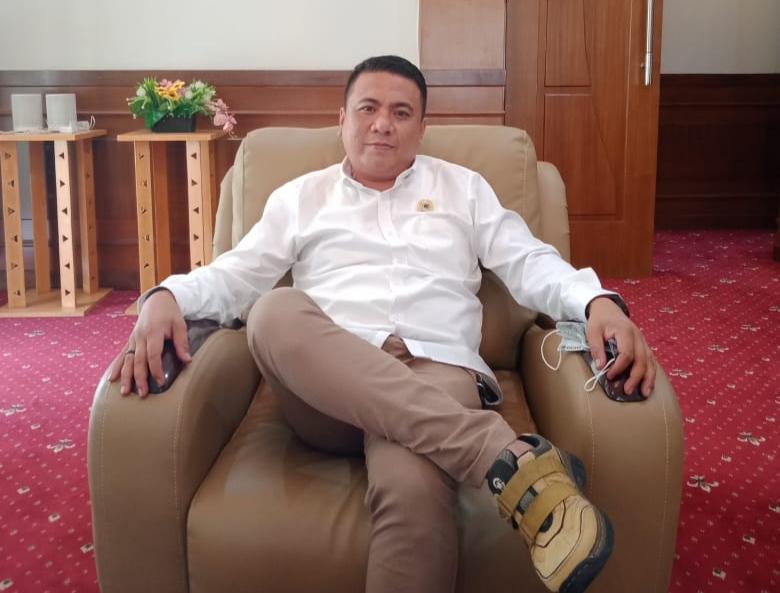 Gambar PWI Banten Bersinergi Dengan Koramil 0201/Serang Bangun Taman Digital 1