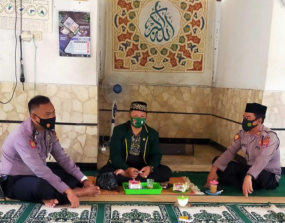 Gambar Guna Meningkatkan Iman dan Takwa, Wakapolsek Cipocok Jaya Rutin Ikuti Pengajian 1