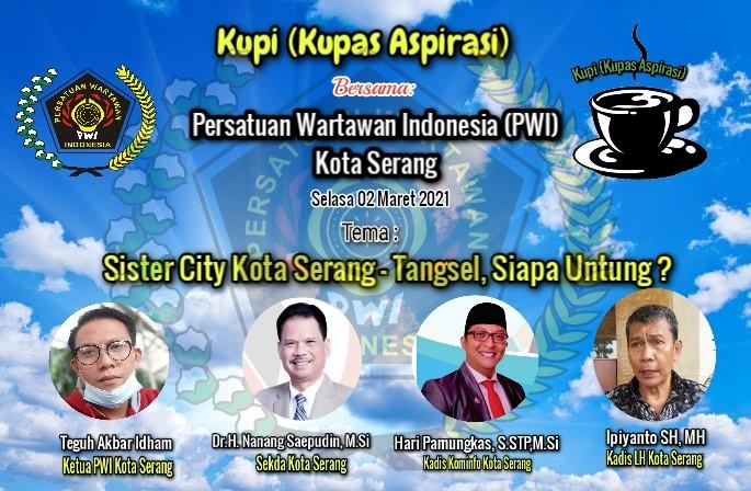 Gambar PWI Kota Serang Gelar Diskusi Besok 17