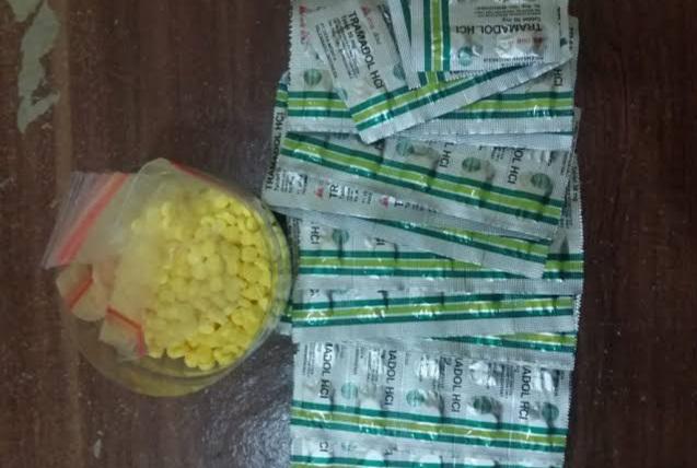 Gambar Polisi Amankan Ratusan Pil Hexymer dan Tramadol dari Penjual 13