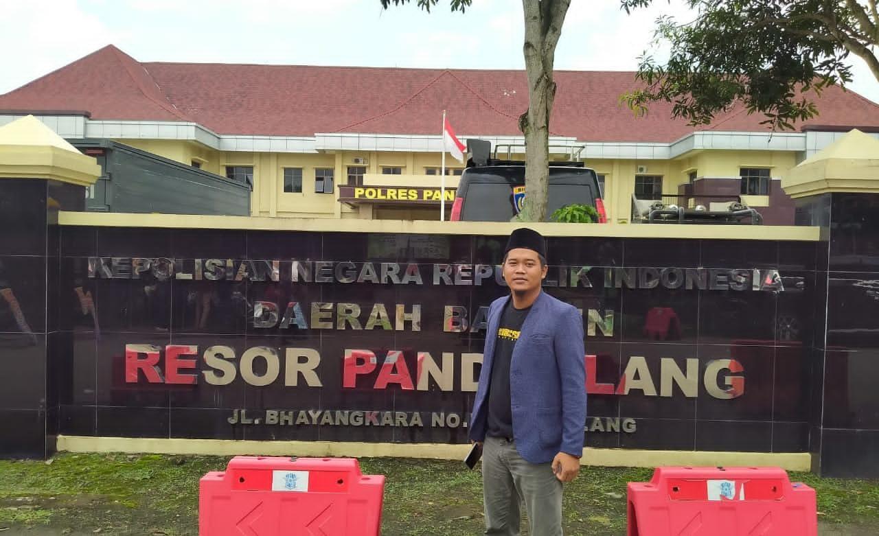 Gambar Oknum Pelaku Pungli Bansos di Desa Patia, Ketua DPW PERPAM Minta Penegak Hukum Turunkan Tim Pencari Fakta 15