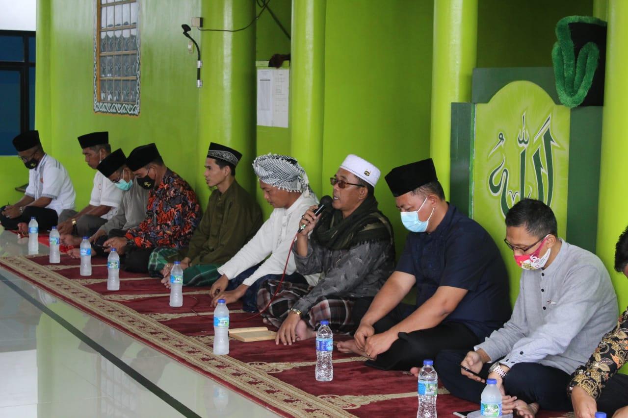 Gambar Sambut Bulan Suci Ramadhan, Lapas Serang Gelar Pengajian dan Doa Bersama 15