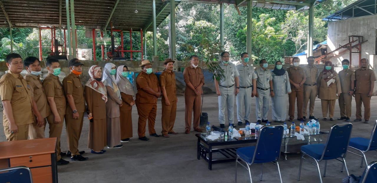 Gambar DLH Kota Serang Gandeng Jasa Raharja Lakukan Penanaman Pohon MPTS 15