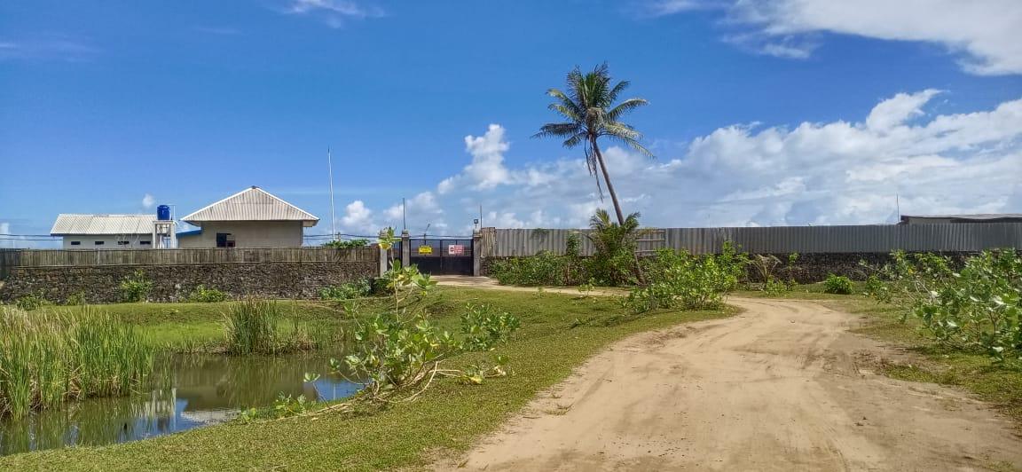 Gambar Selain Bangun Tambak Udang Sampai Bibir Pantai, Diduga PT PPI Juga Urug Saluran Sungai 15