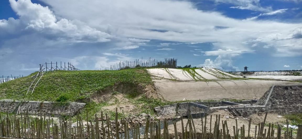 Gambar Pembangunan Tambak Udang Hajar Sempadan Pantai Dan Sungai, Tata Ruang: Itu Sudah Menyalahi Aturan 11