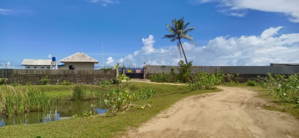 Gambar Tambak Udang PT. PPI Hajar Bibir Pantai, Dewan Pandeglang: Seyogyanya Mengacu Pada Kelestarian Lingkungan 1