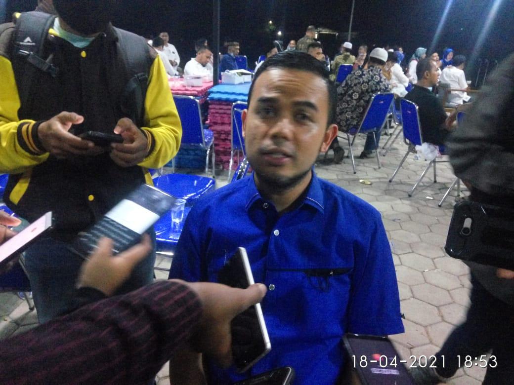 Gambar Ketua DPD PAN Kota Cilegon Alawi Mahmud Kembali Terpilih 2 Priode 13