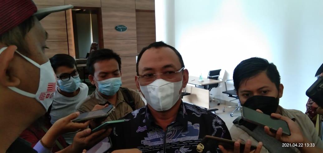 Gambar Walikota Cilegon Mengadakan Rapat RUPS PT Pelabuhan Cilegon Mandiri 1