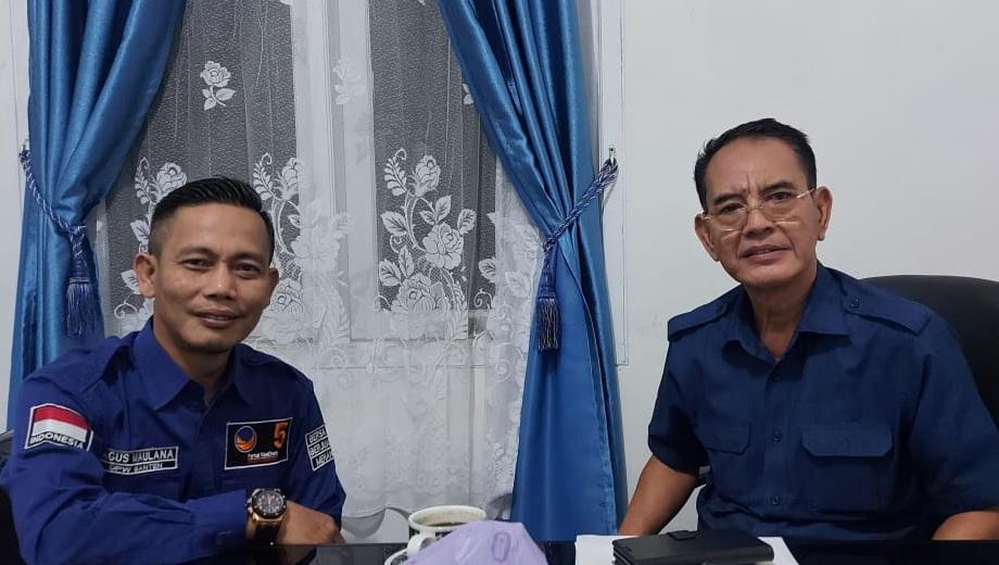 Gambar DPW Nasdem Optimis Memenangkan Juara ke 2 di Provinsi Banten 11