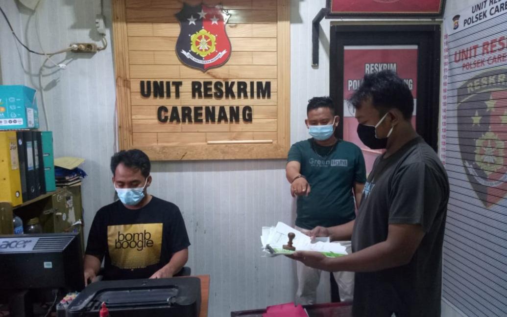 Gambar Merasa Tertipu Investasi Bodong, Rasijan Lapor Polisi 13