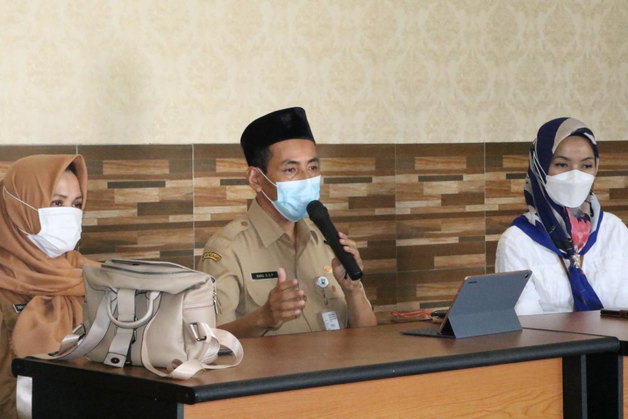 Gambar Program BPS, Cikolelet Wakili Kabupaten Serang jadi Desa Cantik 1