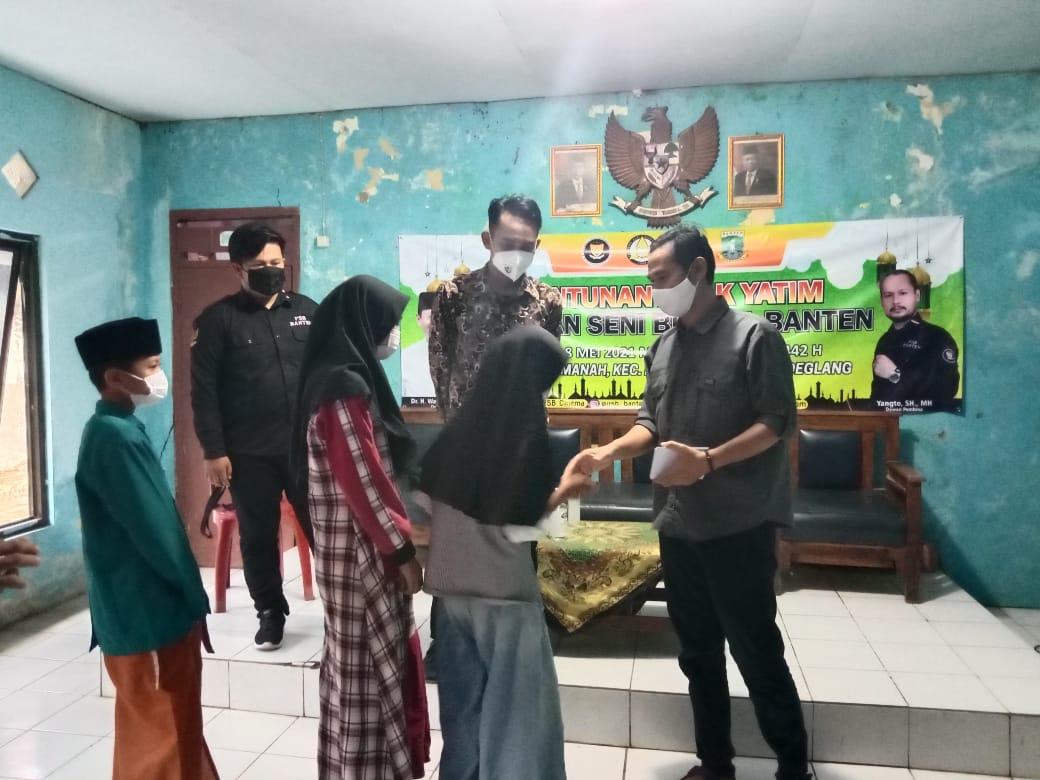 Gambar Berkah Ramadhan : YSB Banten gelar Santunan Anak Yatim 15