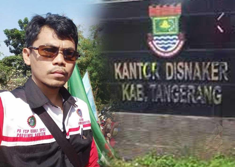 Gambar Ribuan Anggota SPSI Akan Demo di Depan Kantor Bupati Tangerang 1