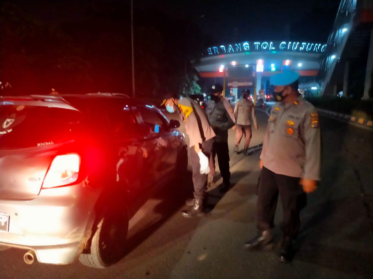 Gambar Polres Serang Laksanakan Operasi Rutin Antisipasi Penyebaran Covid-19 15