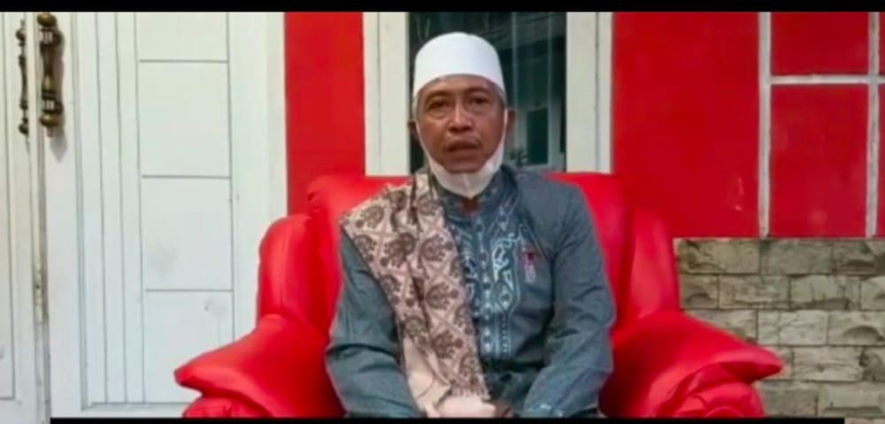 Gambar KH. M. Yusuf Al Mubarok Minta APH Jangan Mau Disuap Oleh Pejabat Koruptor 1