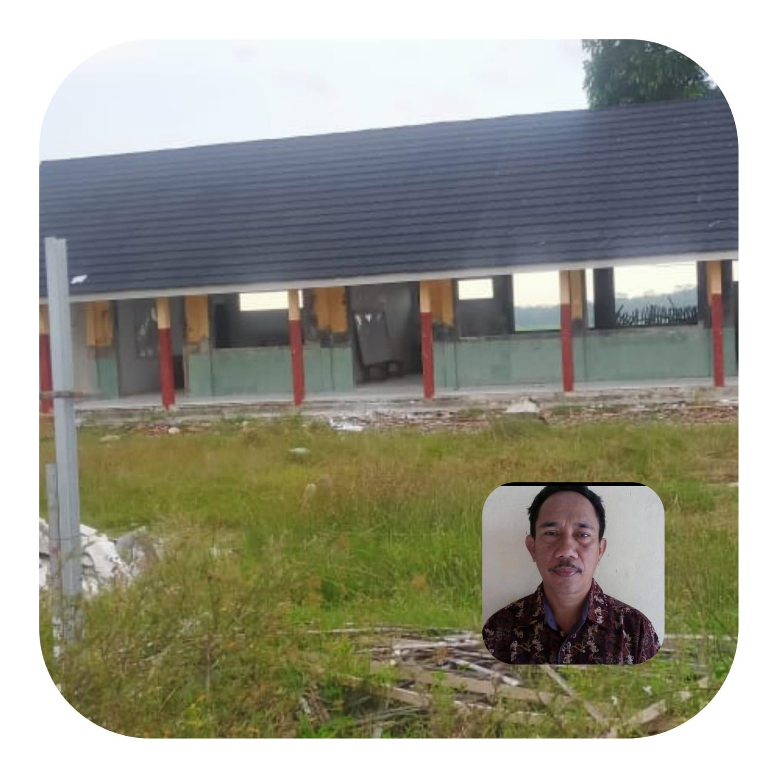 Gambar Proyek Molor, Disinyalir Ada Jual Beli Sesama Pemborong, Kepala BPPW Banten, ''Bungkam'' 1