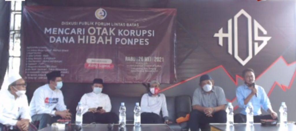 Gambar Otak Korupsi Hibah Ponpes Di Banten Masih Dicari, Pasca 2 Pejabat, 2 Swasta dan 1 Honorer Jadi Tersangka 1
