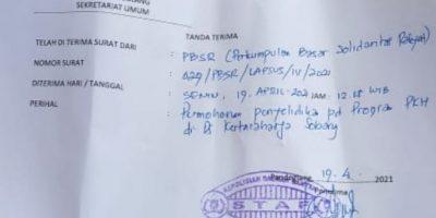 Gambar DPP PBSR Minta Polres Pandeglang Profesional Tangani Dugaan Korupsi PKH di Desa Kertaraharja 1