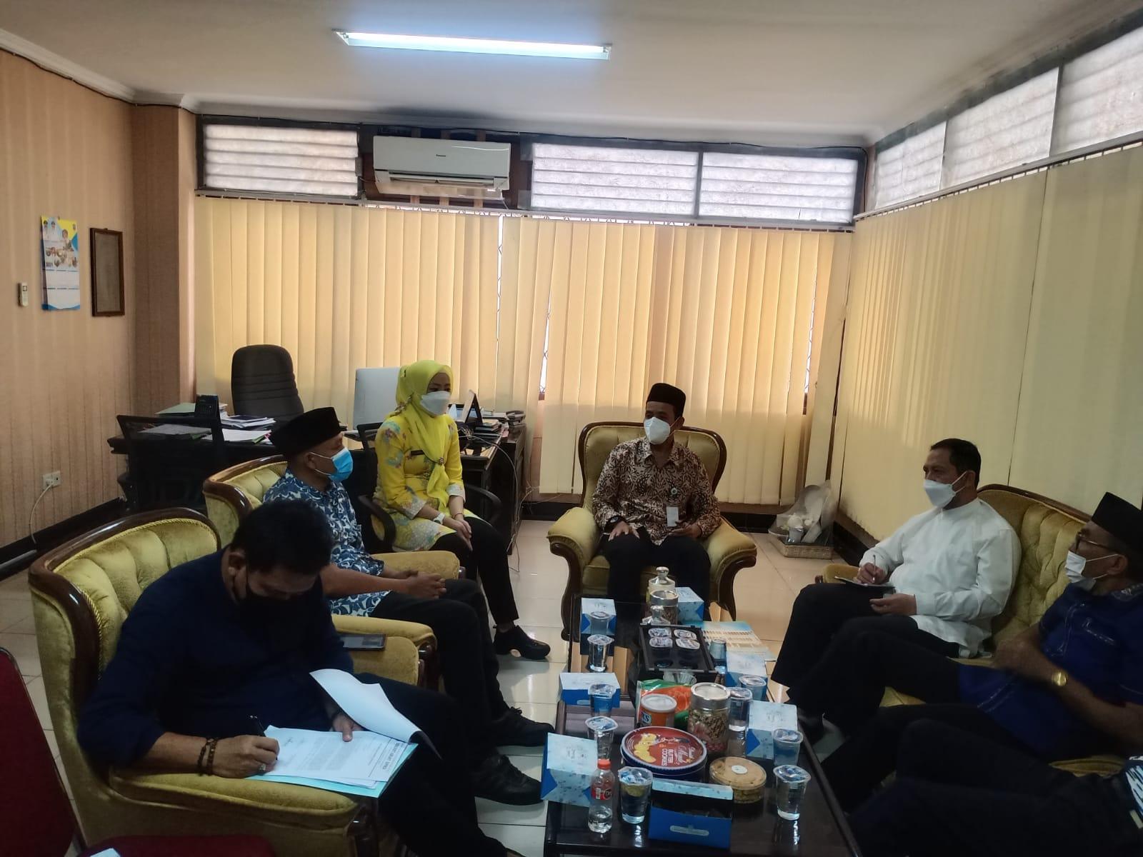 Gambar DPRD Tangsel Belajar Keamanan Informasi ke Diskominfosatik Kabupaten Serang 11