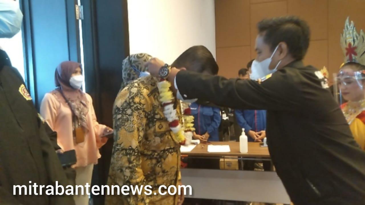 Gambar Pengukuhan Karang Taruna Kecamatan Curug, Dihadiri Walikota Serang 17