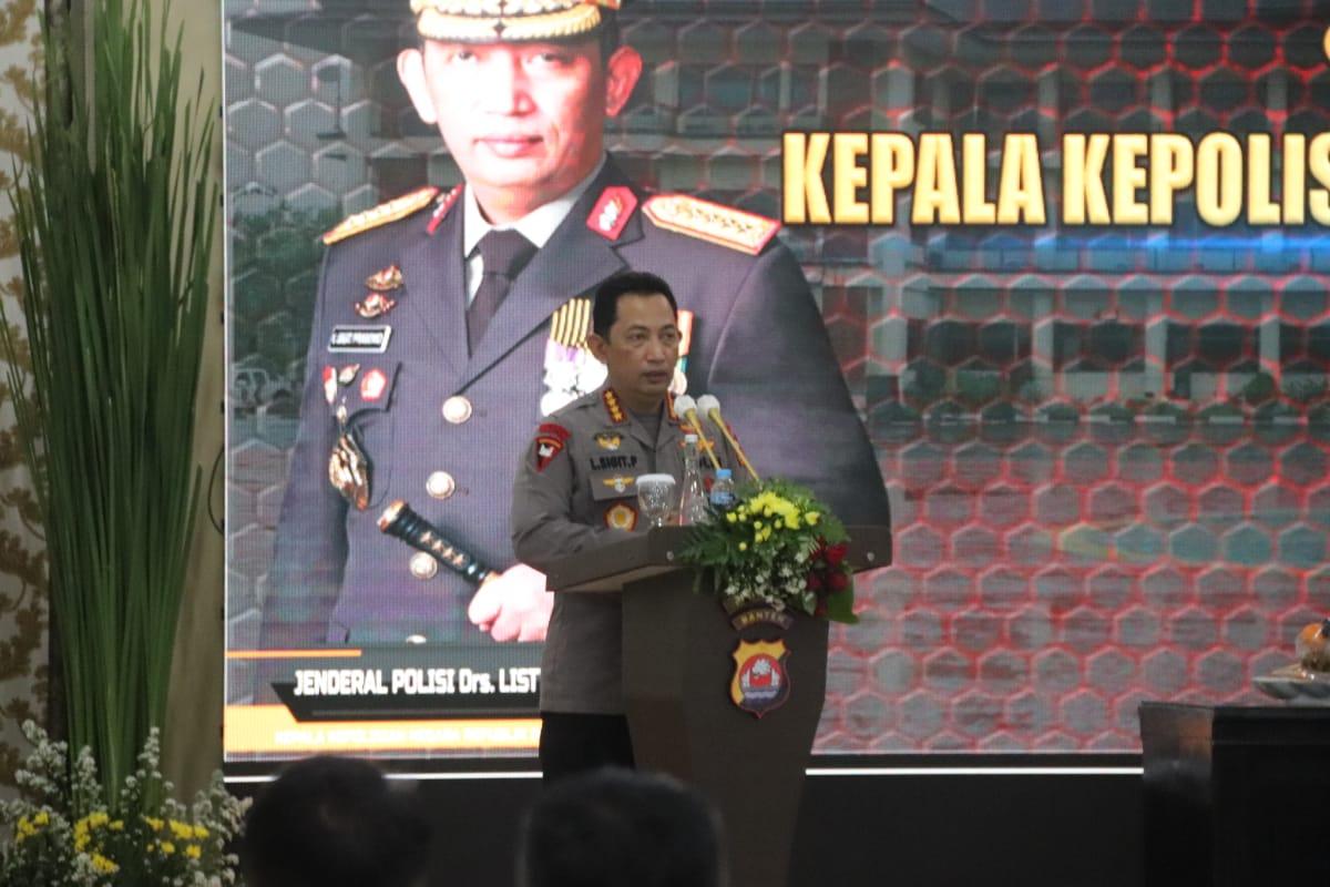 """Gambar Kapolri: Apresiasi Program """"Pendekar Banten"""" Dalam Mendukung Presisi Kapolri 1"""