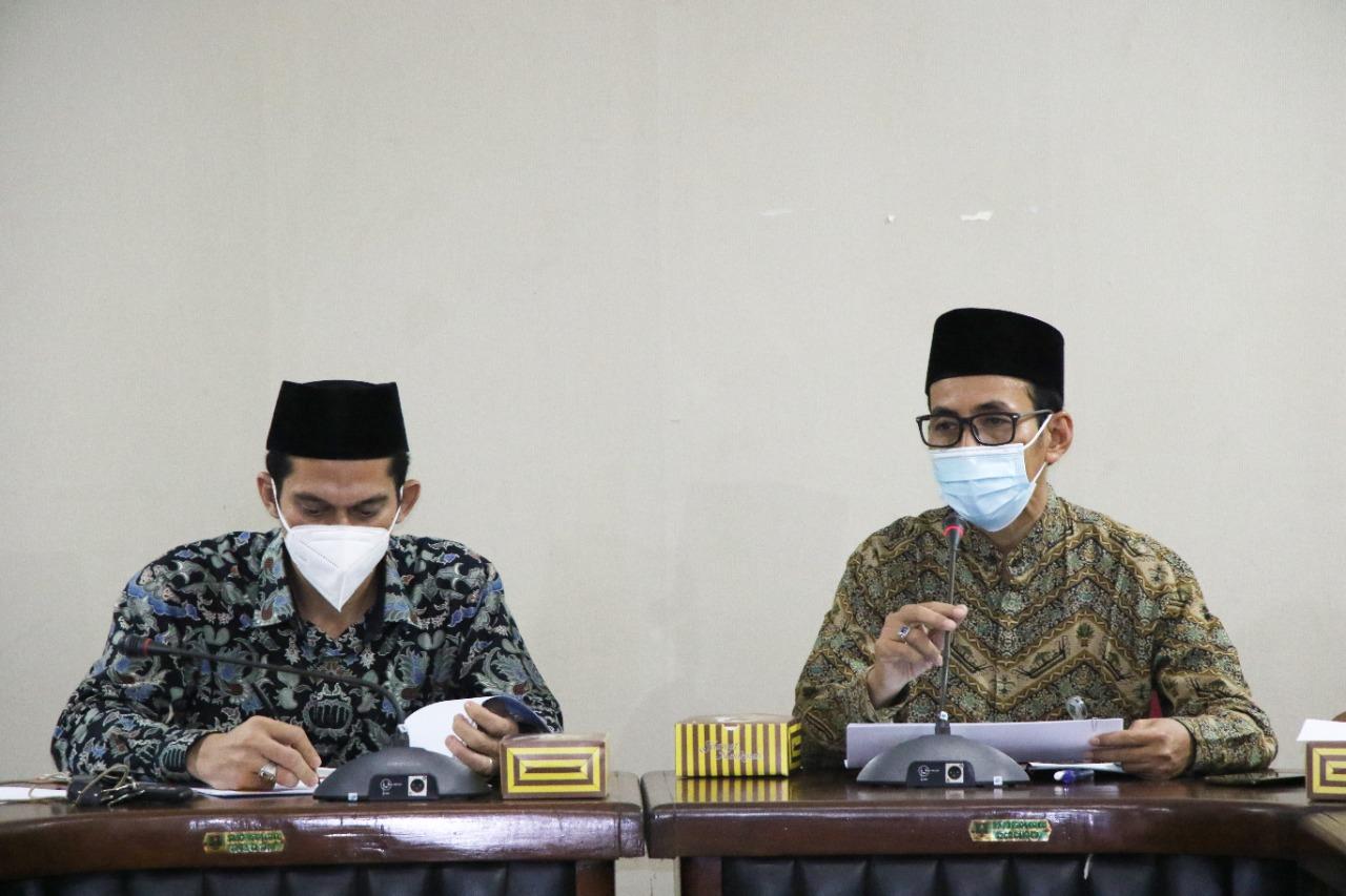 Gambar Sinergikan Program, KPU Datangi Diskominfosatik Kabupaten Serang 15