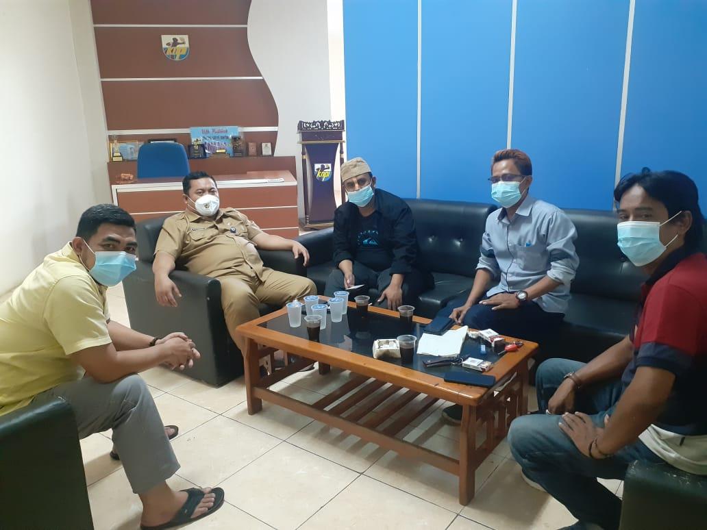 Gambar DPW MOI Banten dan KNPI Banten, Sinergitas Perangi Berita Hoax di Banten 13