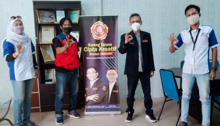 Gambar Ciptakan Kemajuan Anak Bangsa, DPW MOI Gaet Karang Taruna Provinsi Banten 11