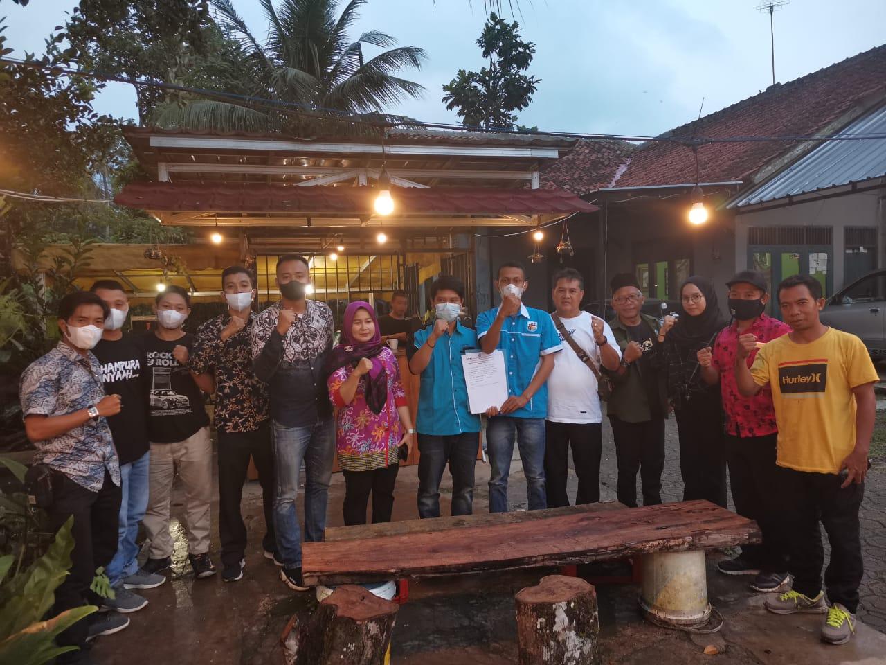 Gambar Hadi Kusnandi terpilih sebagai Ketua DPD KNPI Kabupaten Pandeglang gantikan Pujianto 15