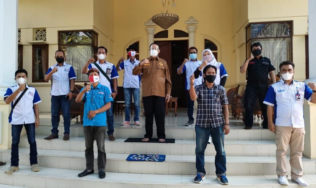 Gambar Silaturahmi dengan Gubernur, MOI Banten Siap Bersinergi Perangi Pemberitaan Hoax 17
