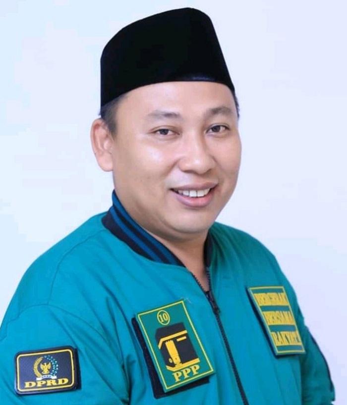 Gambar Ketua Fraksi PPP Lebak, Kembali Soroti Tersendatnya Gaji Petugas Cleaning Service di RSUD Malingping 1