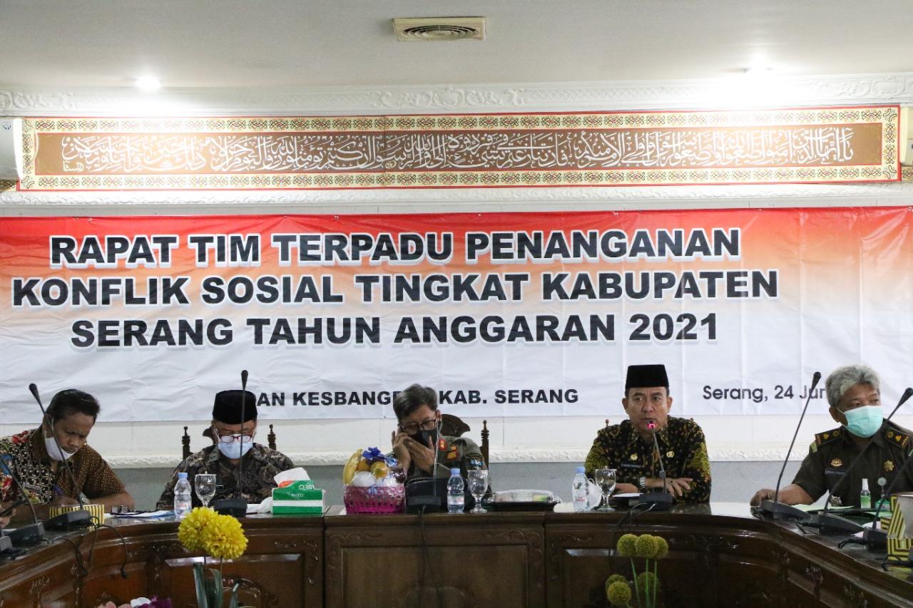 Gambar Pilkades Serentak di Kabupaten Serang, Tim Terpadu Mapping Antisipasi Konflik Sosial 15