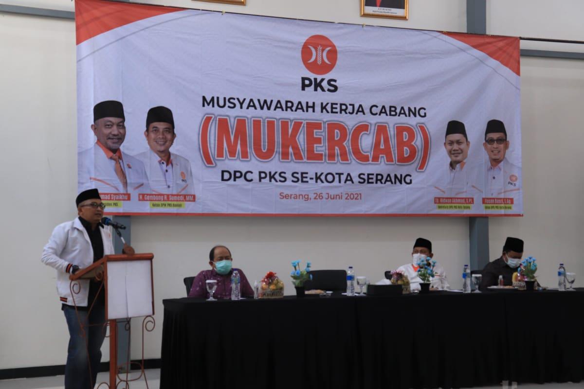 Gambar DPC PKS Gelar Mukercab 13