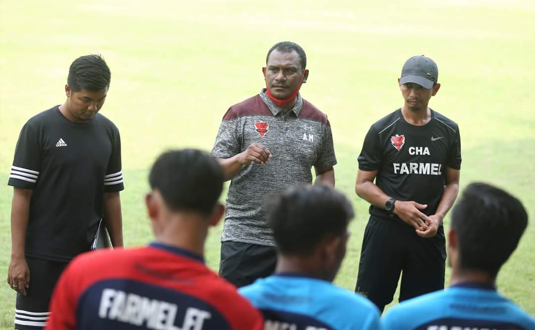 Gambar Adnan Mahing Siap Bekerja di Farmel FC dan Berikan Yang Terbaik 3