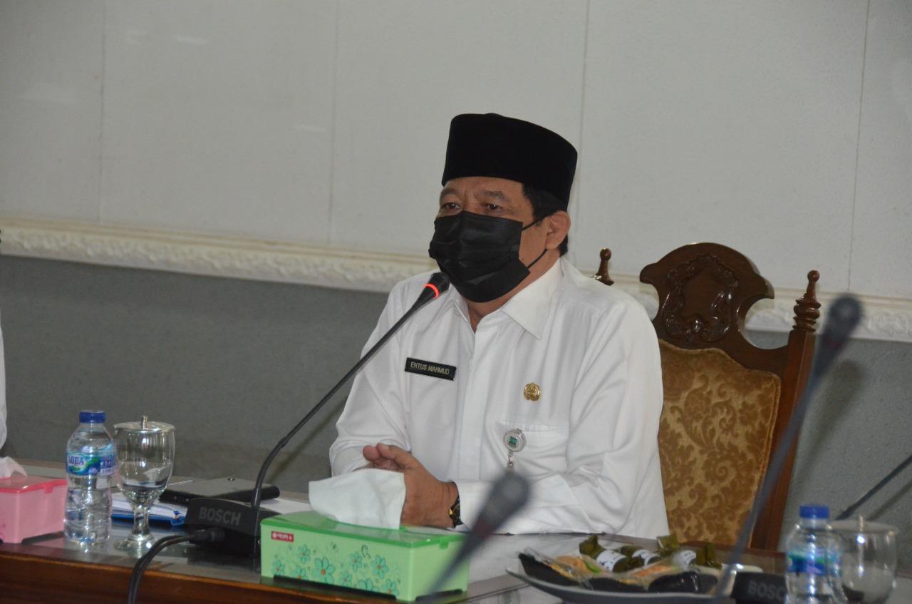 Gambar Pilkades Serentak di Kabupaten Serang Digelar 11 Juli, Calon Kades Harus Divaksin 13