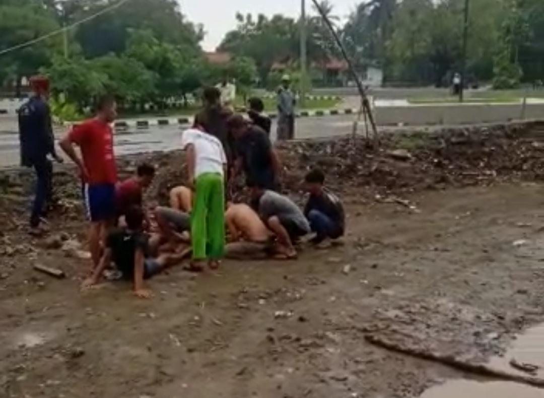 Gambar 3 Bocah di Kebalen Desa Banten Tewas Tenggelam di Galian Kali Banten 1 Selamat 3